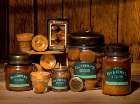 McCall's Country Canning - Grandma's Kitchen