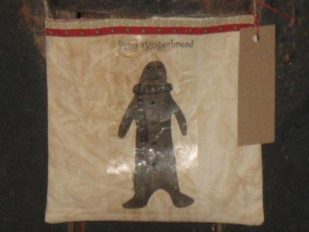 Gingerbread Man Simmer Bag