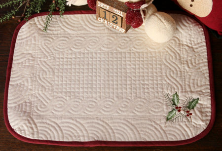 Holly Berry Collection - Placemats