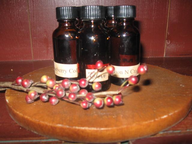 1 Oz. Oils