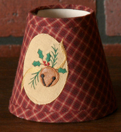 Jingle Bells Collection - Small Lampshade