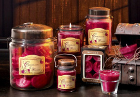 McCall's Country Canning - Chocolate & Berries