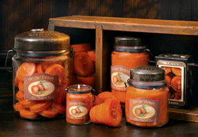 McCall's Country Canning - Ginger Peach