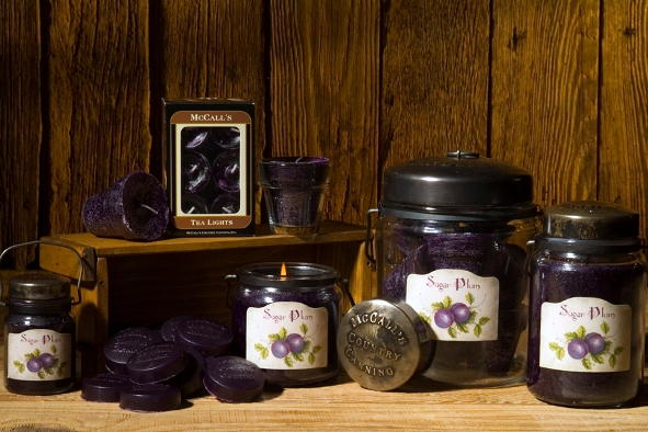 McCall's Country Canning - Sugar Plum