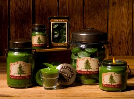 McCall's Country Canning - Christmas Tree