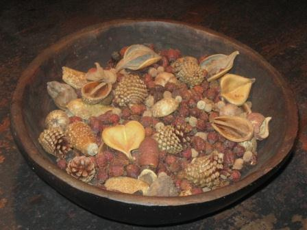 "Grungy Candle Simmering Potpourri Bag - 8"" x 12"""