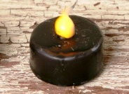 Primitive Flicker Tealights - Black