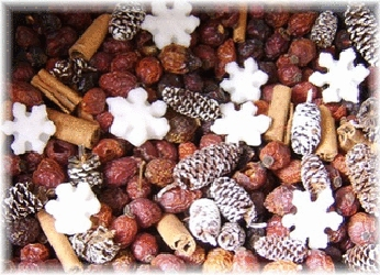 First Snow Potpourri Fixins