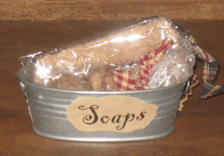 Olde Fashioned Soap Gift Set, Pumpkin Apple Butter