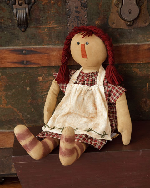 """Nellie"" Doll"
