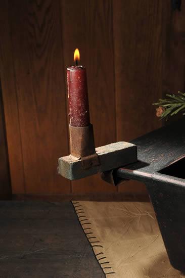 Shelf Candle Holder