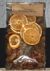 "Grungy Just for EWE Simmering Potpourri Bag  -  8"" x  12"""