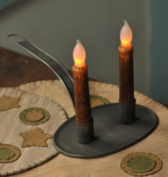 Colonial Taper Candle Paddle